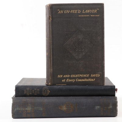 """Every Man's Own Lawyer"" Law Handbook and More Nonfiction Books"