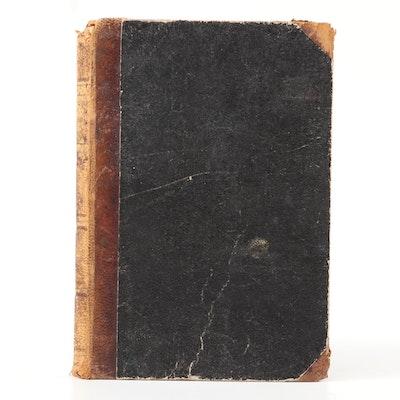 "Danish Language ""Københavns Bombardement"" by B. H. Faber, 1857"