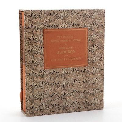 """The Original Water-Color Paintings by John James Audubon"" Two-Volume Set"