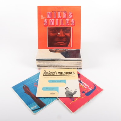 Miles Davis, Dizzy Gillespie, John Coltrane Other Vinyl Jazz Records