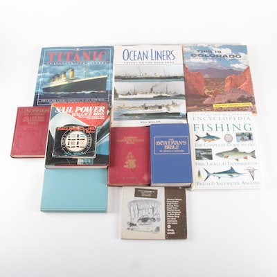"""The Boatman's Bible"" and More Books on Sailing, Aviation, Cars, and Engineering"