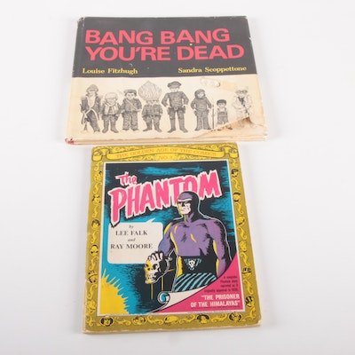 """Bang Bang You're Dead"" and ""The Phantom,"" 1969"