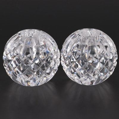 Waterford Cut Crystal Votive Candle Holders