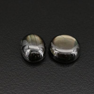 Loose Star Sapphire Cabochons
