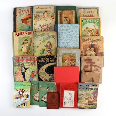 Children's Literature Collection, Late 19th to Mid-20th Century