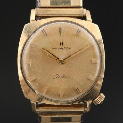Vintage Hamilton Electric Wristwatch
