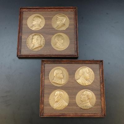 U.S. Mint Commemorative Bronze Presidential Medallion