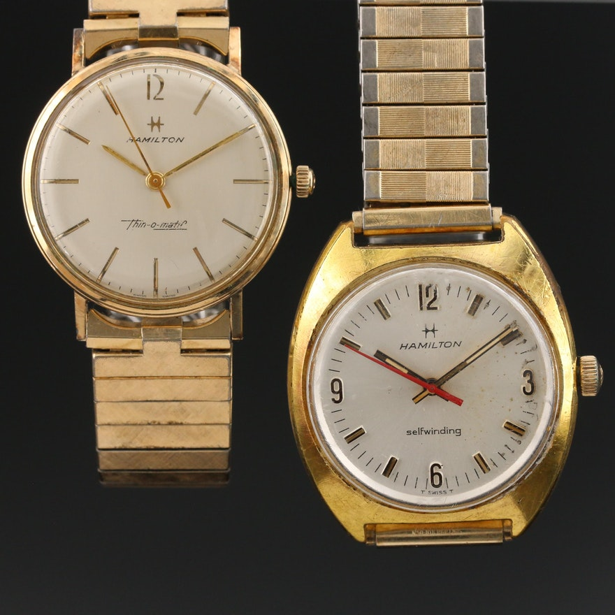 Hamilton Automatic Wristwatches
