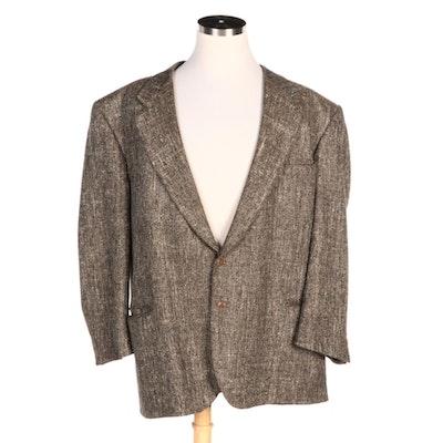 Men's Exclusively Big & Tall Men's Store Woven Sport Coat