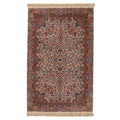 5'9 x 9'10 Machine Made Karastan Wool Area Rug