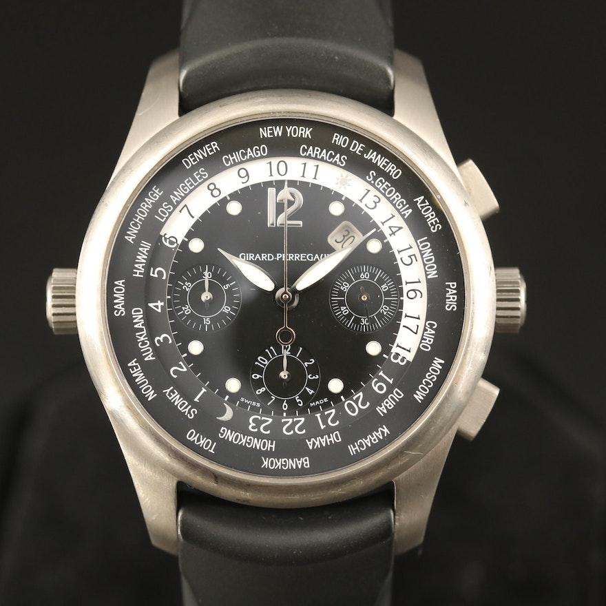 Girard-Perregaux WW.TC Titanium Automatic Wristwatch