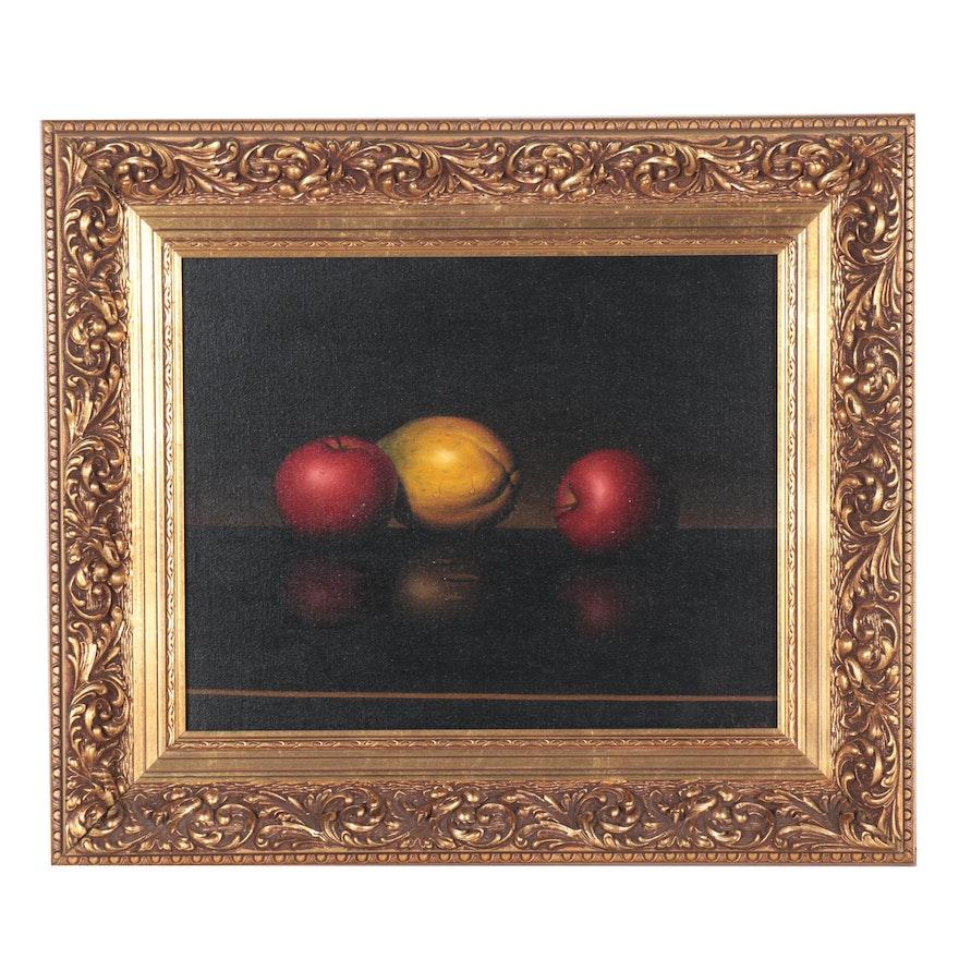 Al Jackson Still Life Oil Painting
