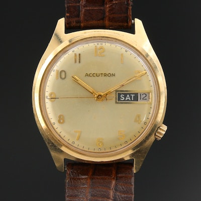 1969 Bulova Accutron Wristwatch