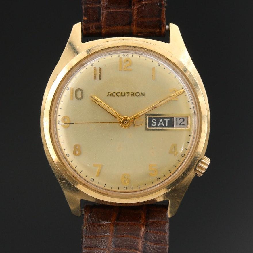 1969 Bulova Accutron Wristwatch
