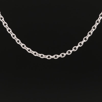 Chisel Stainless Steel Necklace