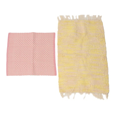 Handwoven Bath Mats