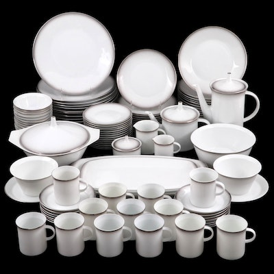 "Rosenthal ""Evensong"" Bone China Dinner and Tableware, 1961–1981"