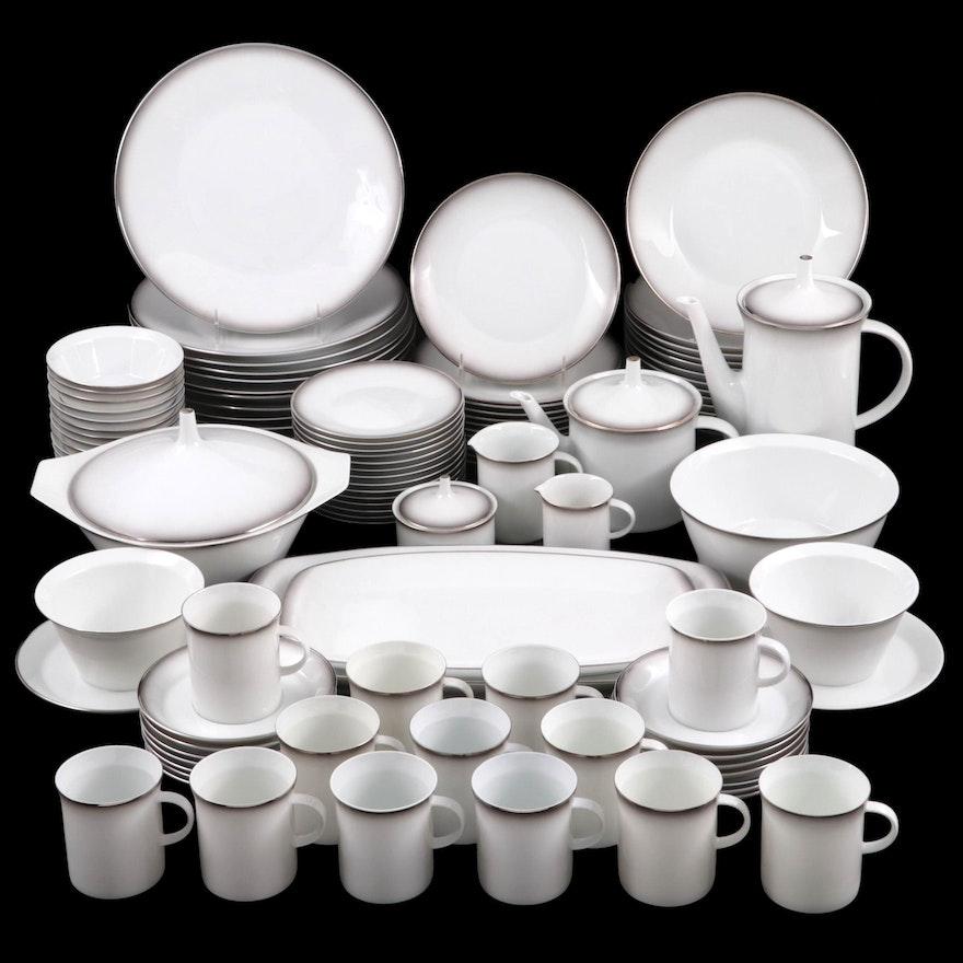 "Rosenthal ""Evensong"" Bone China Dinner and Tableware, 1961–1981"