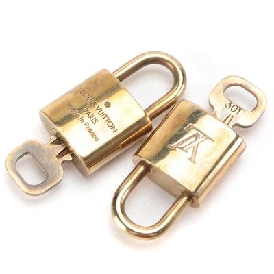 Louis Vuitton Keys and Padlocks