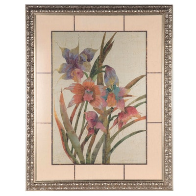 Artist Proof Giclée of Orchids, 2000