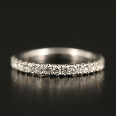 DeBeers Forevermark 14K Diamond Eternity Band
