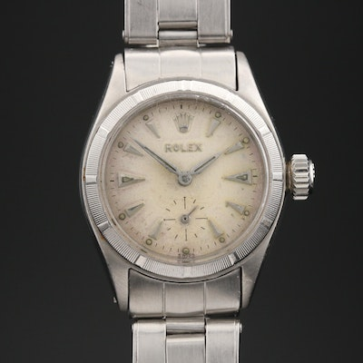 1954 Rolex Oyster Perpetual Wristwatch