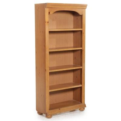 Broyhill Pine Bookshelf, 21st Century