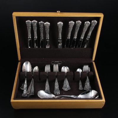 "Gorham ""Buttercup"" Sterling Silver Flatware and More"