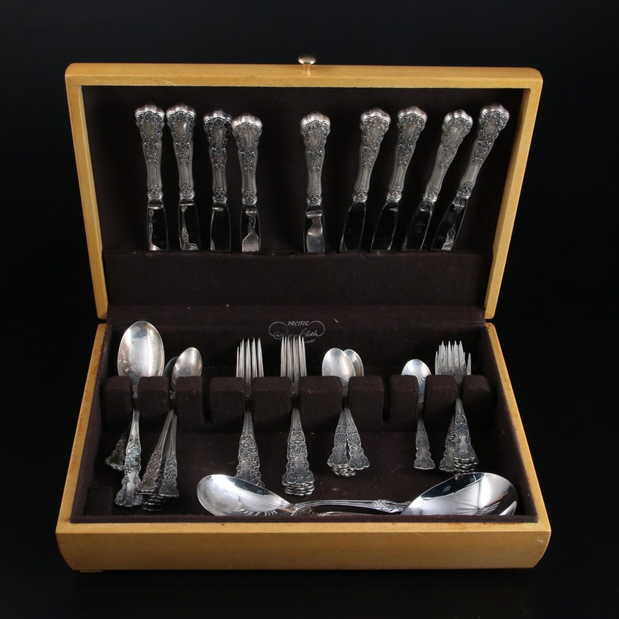 """Gorham """"Buttercup"""" Sterling Silver Flatware and More"""
