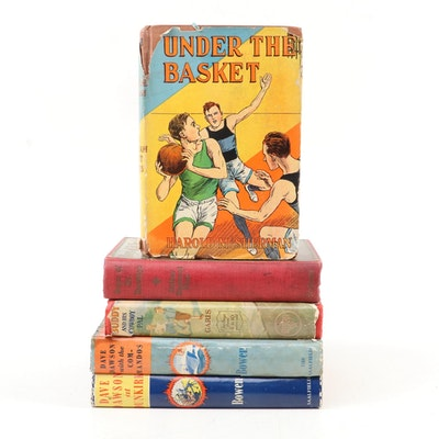 "Children's Novels Including ""Dave Dawson,"" ""Buddy and His Cowboy,"" and More"