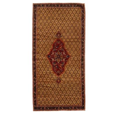 5'2 x 10'7 Hand-Knotted Persian Kolyai Area Rug