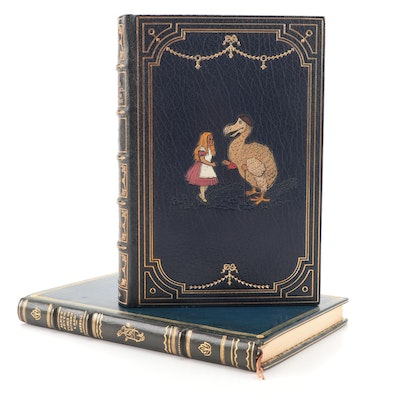 """""""Alice in Wonderland"""" and """"Through the Looking-Glass"""" by Lewis Carroll"""