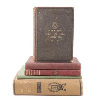 """""""The New Knowledge Library,"""" 1919, Other Nonfiction and Practical Help Books"""