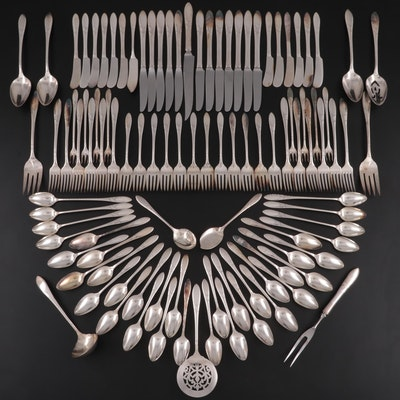 "Onieda Community Plate ""Lady Hamilton"" Silver Plate Flatware and Utensils"