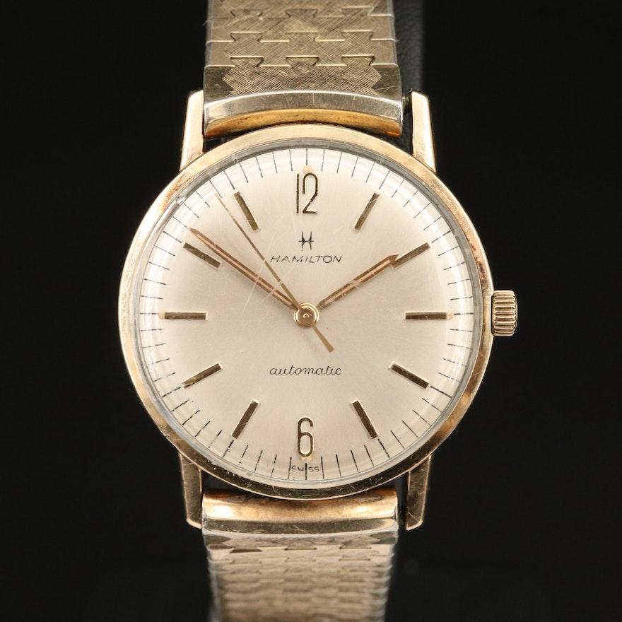 Vintage Hamilton Automatic Wristwatch