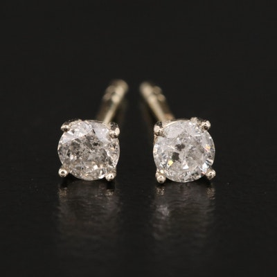 14K 0.27 CTW Diamond Stud Earrings
