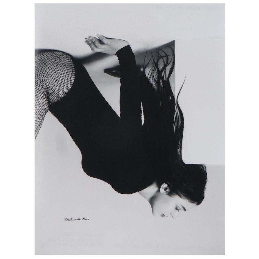 "Oleksanndr Bevz Figural Giclée ""Sensual Freedom,"" 2021"