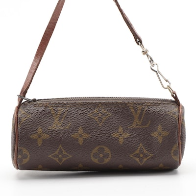 Louis Vuitton Mini Papillon in Monogram Canvas