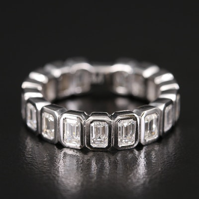 18K 2.55 CTW Diamond Band