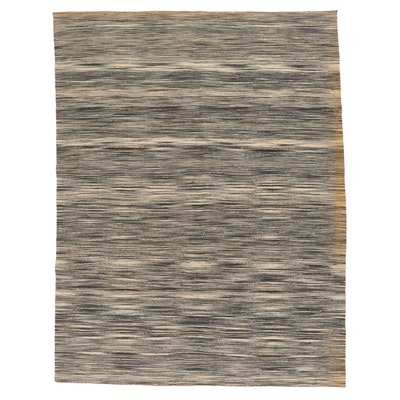 9'4 x 12'1 Handwoven Indian Jute Room Sized Rug
