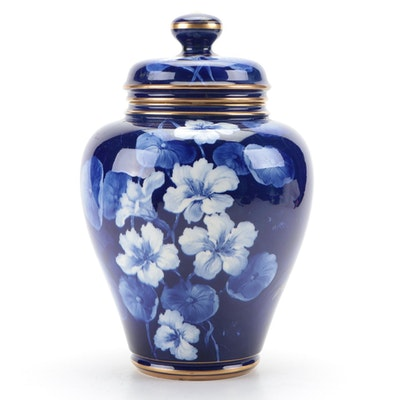 Villeroy and Boch Royal Bonn Ginger Jar, Early 20th Century
