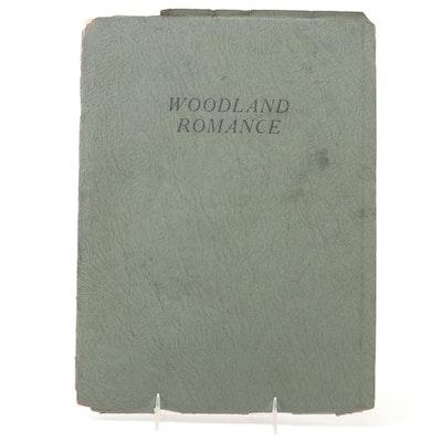 """""""Woodland Romance"""" by Arundel Holmes Nicholls, 1923"""
