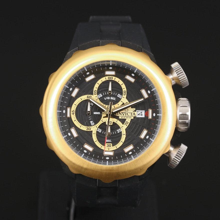 "Invicta ""I-Force"" Chronograph Model No. 16910 Wristwatch"