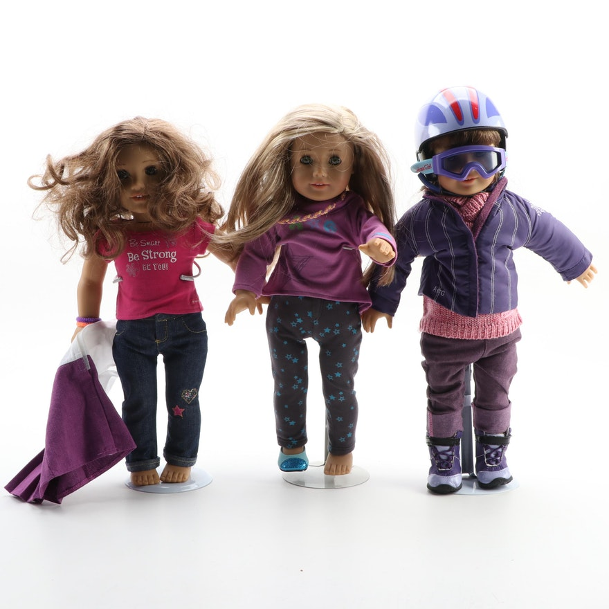 American Girl Dolls and Accessories, 21st Century