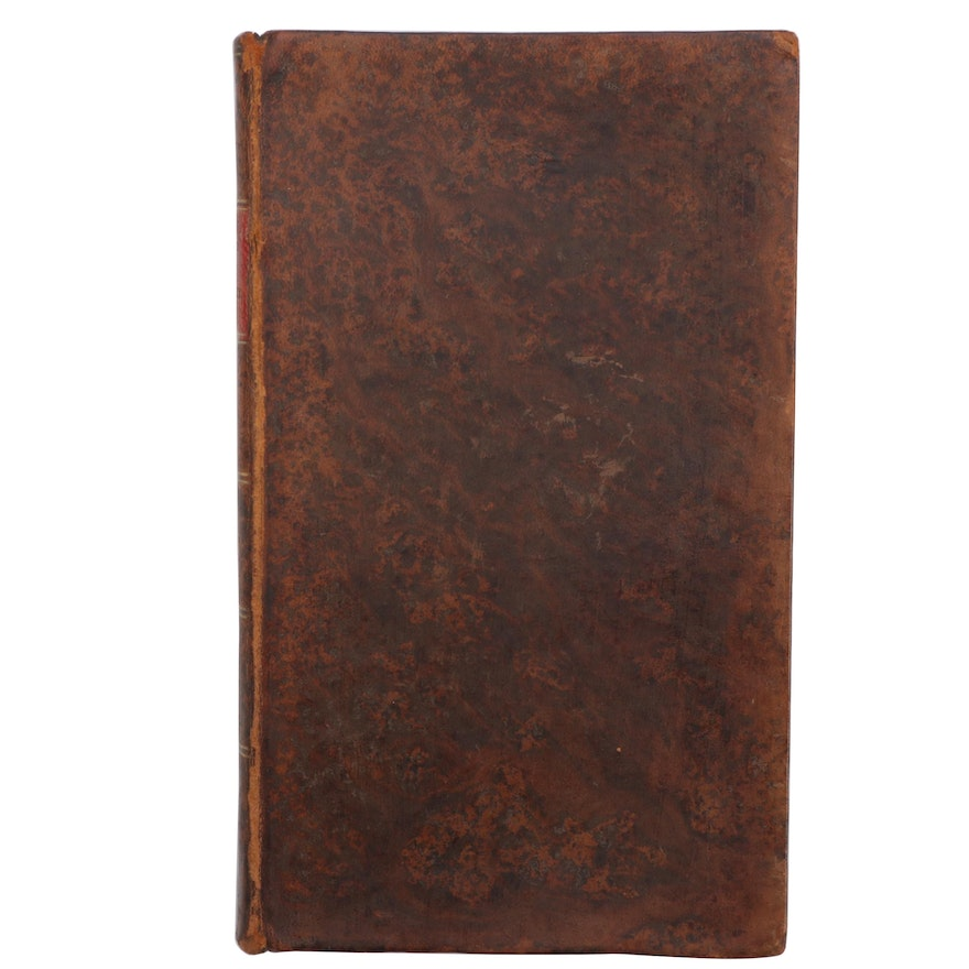 """First Edition """"The Ohio and Mississippi Pilot"""" by J. C. Gilleland, 1820"""