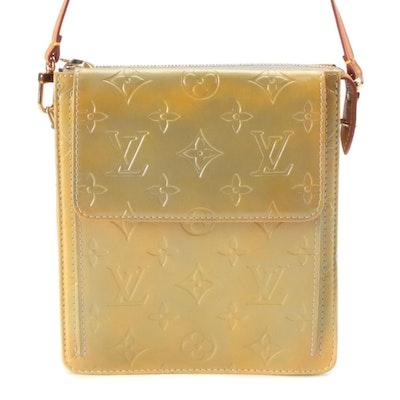 Louis Vuitton Mott Bag in Monogram Vernis