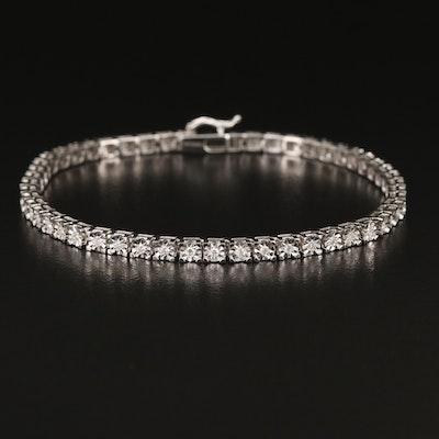 EFFY 14K Diamond Line Bracelet