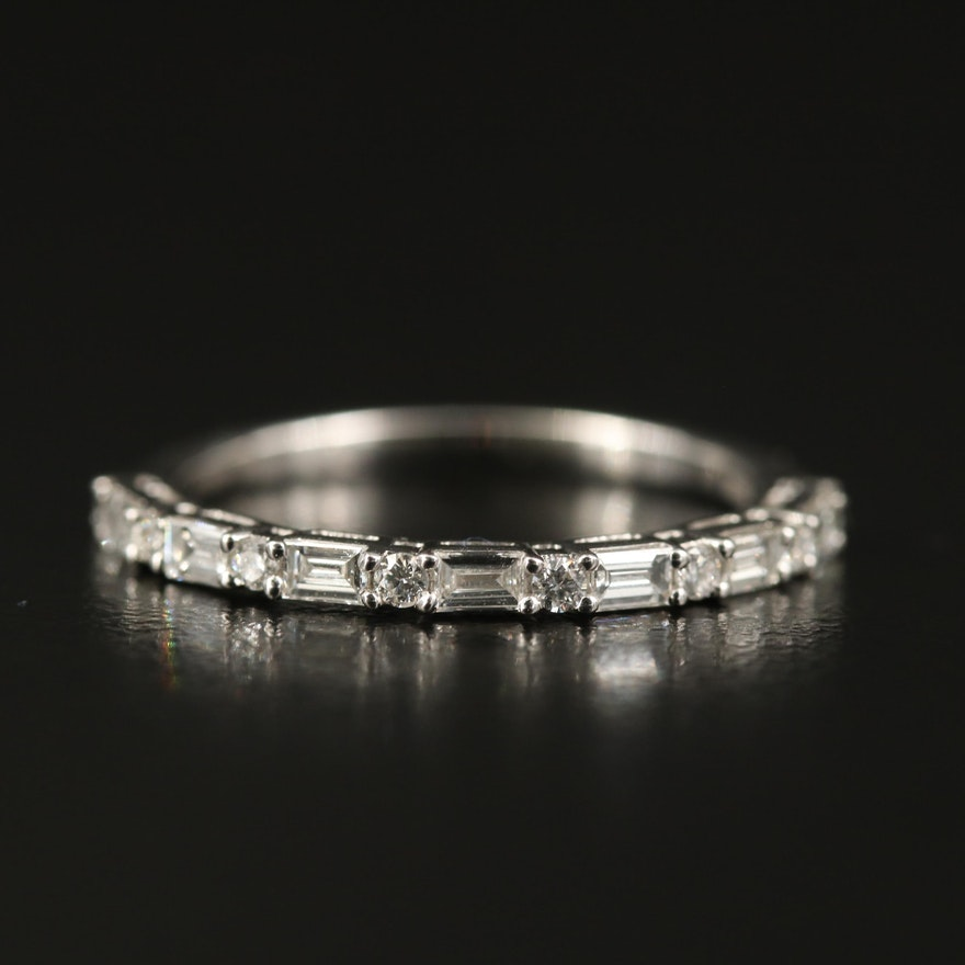 EFFY 14K 0.47 CTW Diamond Ring