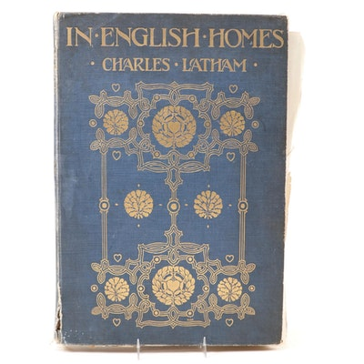 """In English Homes"" Vol. III by Charles Latham, 1909"