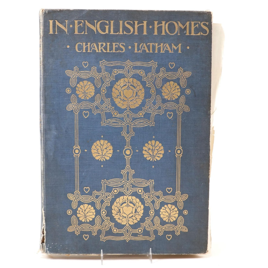"""""""In English Homes"""" Vol. III by Charles Latham, 1909"""